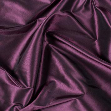 Burgundy Silk Taffeta