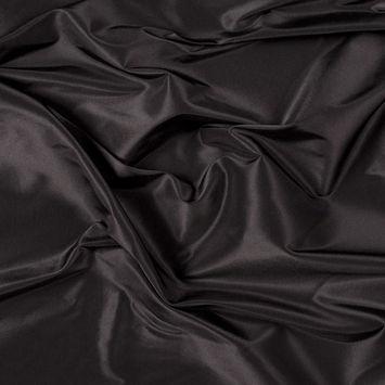 Black Silk Taffeta