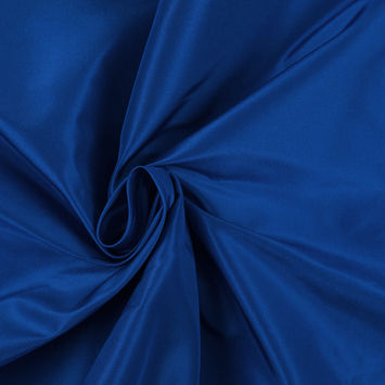Royal Blue Silk Taffeta