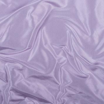 Dusted Lavender Silk Taffeta