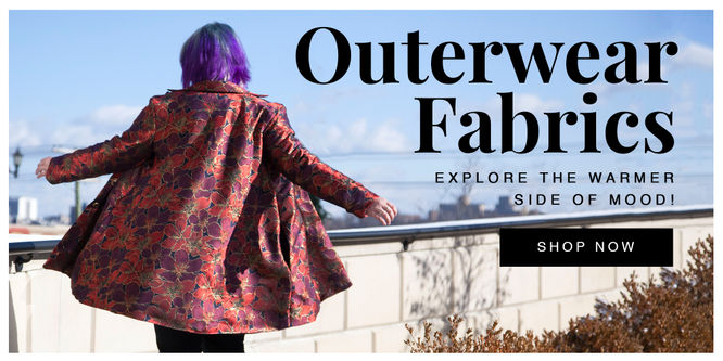 Outerwear Fabrics