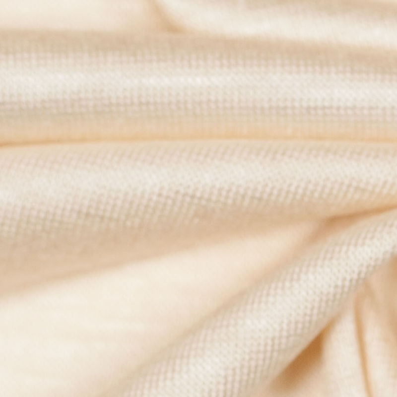Nude Stretch Rayon Jersey - Detail