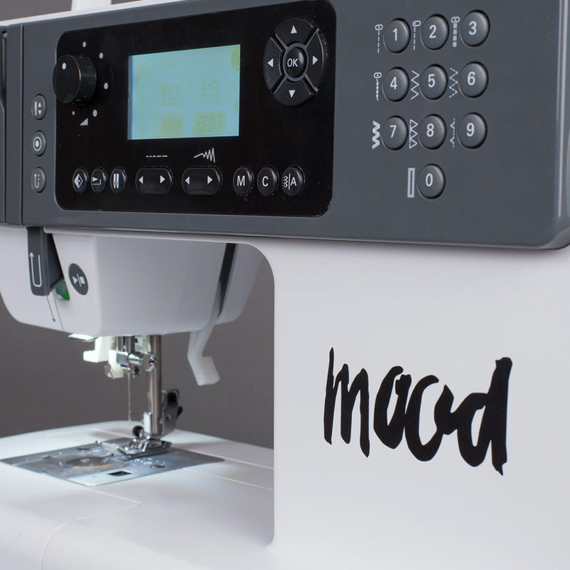 Mood Brand Lia Sewing Machine - Detail