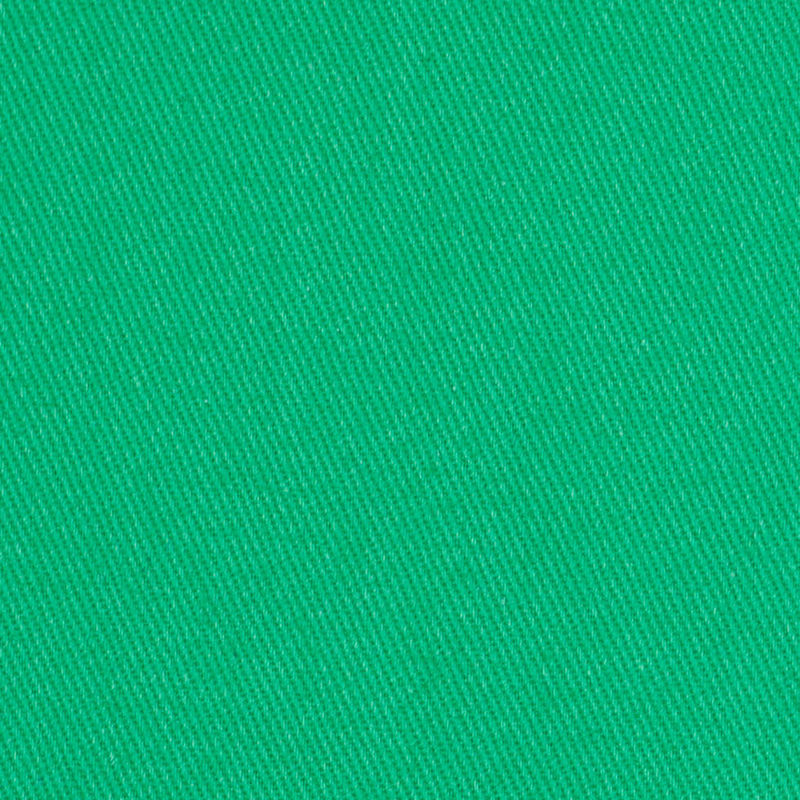 Bright Green Midweight Water-Resistant Cotton Canvas - Detail