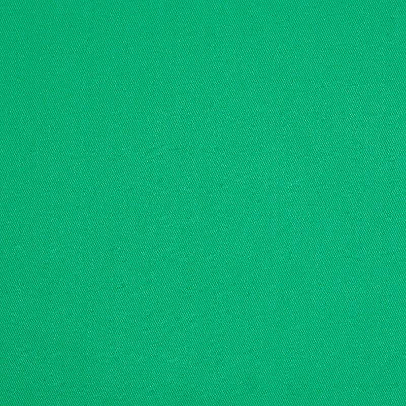 Bright Green Midweight Water-Resistant Cotton Canvas