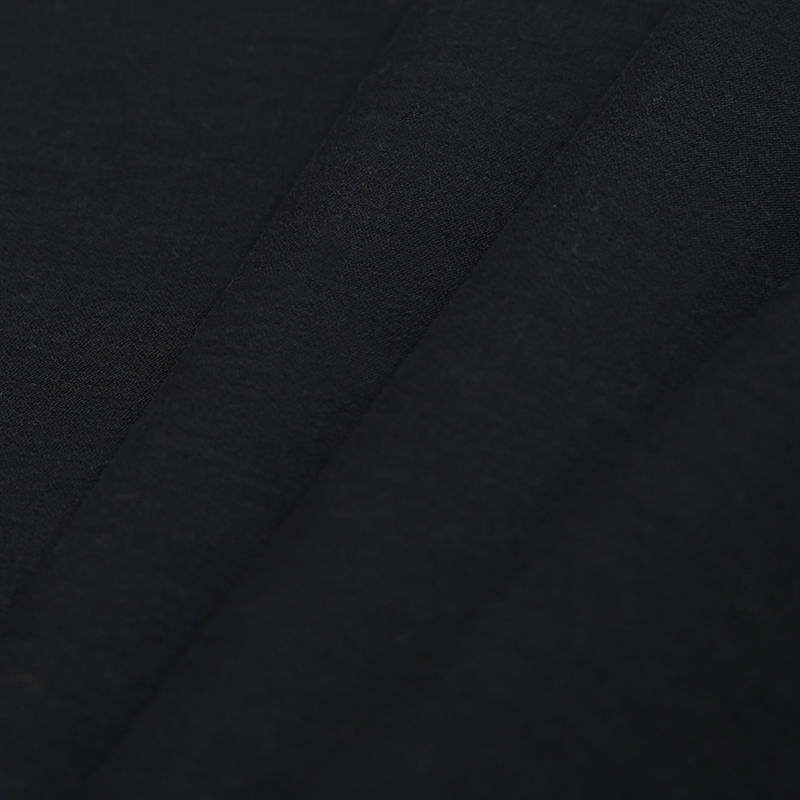 Evergreen Stretch Cotton Woven Suiting - Folded