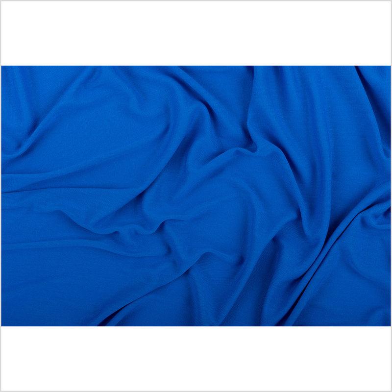 Cobalt Blue Viscose Jersey - Full