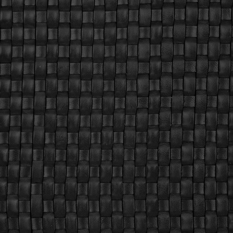 Midnight Bottega Basketwoven Cow Leather - Detail