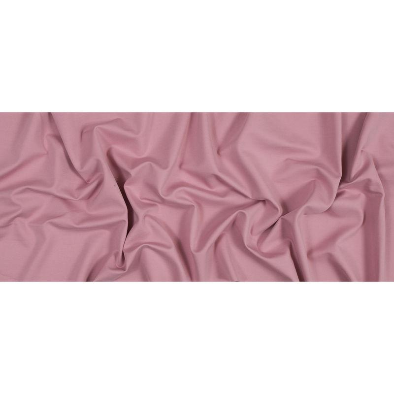 Dusty Rose Stretch Ponte Knit - Full