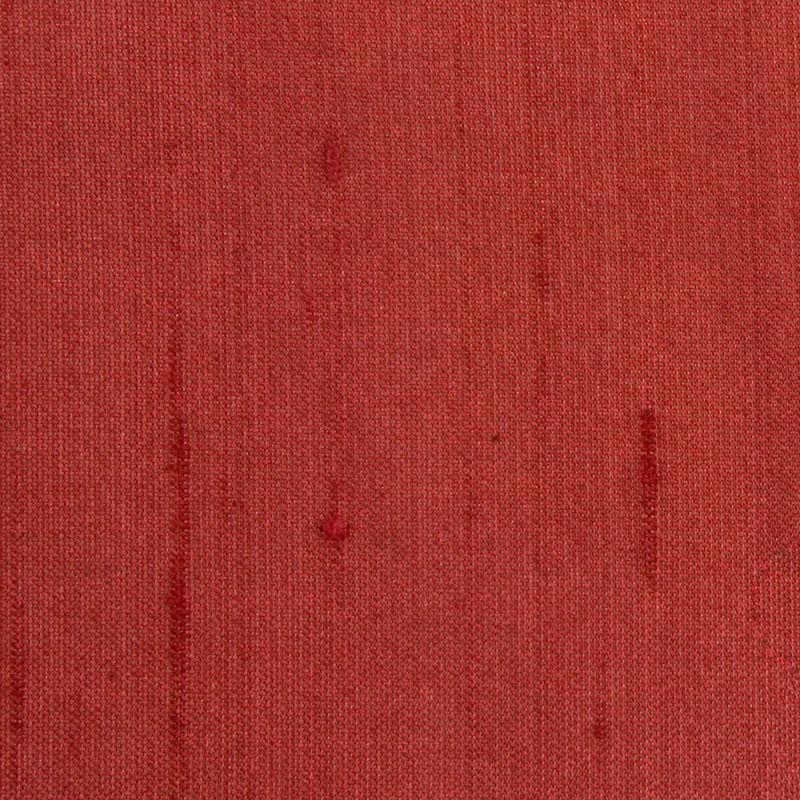 Dusted Garnet Solid Shantung/Dupioni - Detail