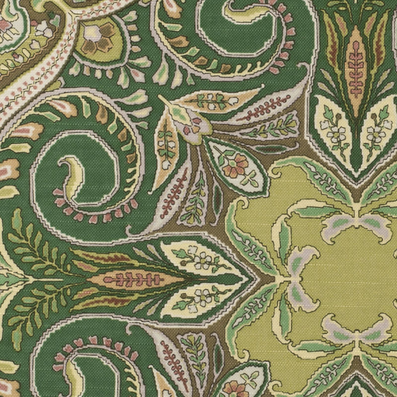Paisley Prints - Detail