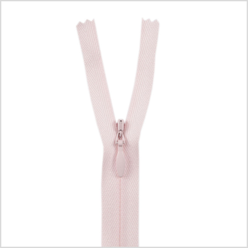 511 Pale Pink 9 Invisible Zipper
