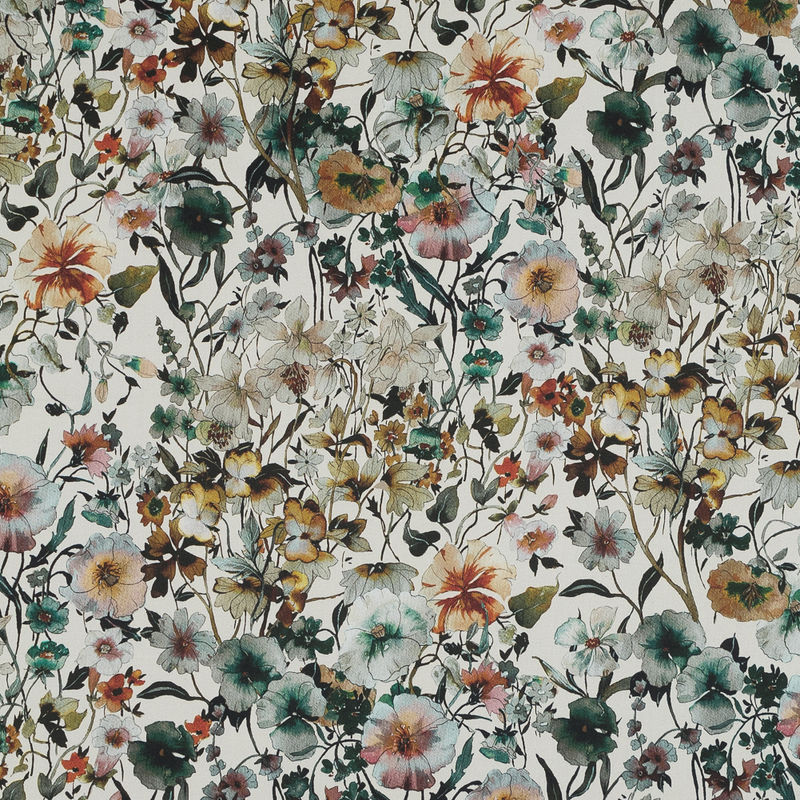 Mood Exclusive Passing of Adonis Ivory Stretch Cotton Sateen