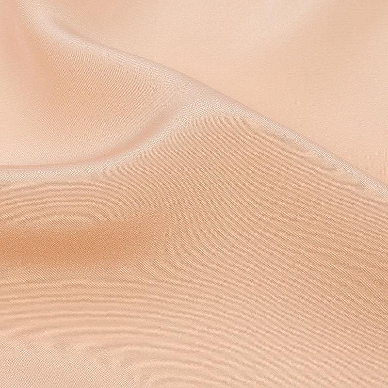 Ecru Silk Crepe de Chine - Detail