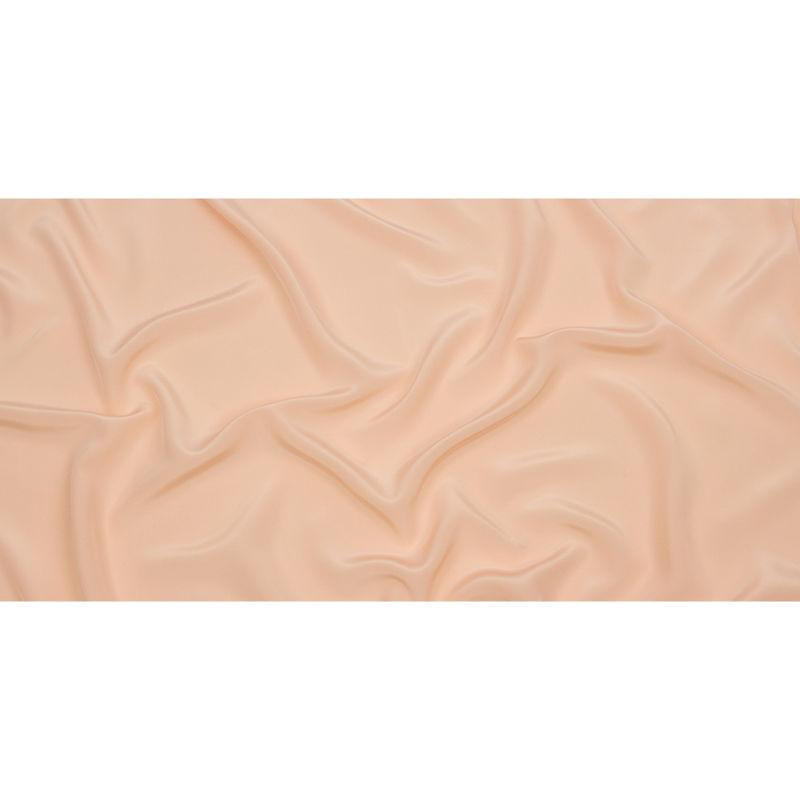 Ecru Silk Crepe de Chine - Full