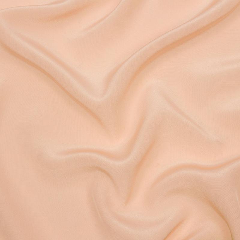 Ecru Silk Crepe de Chine