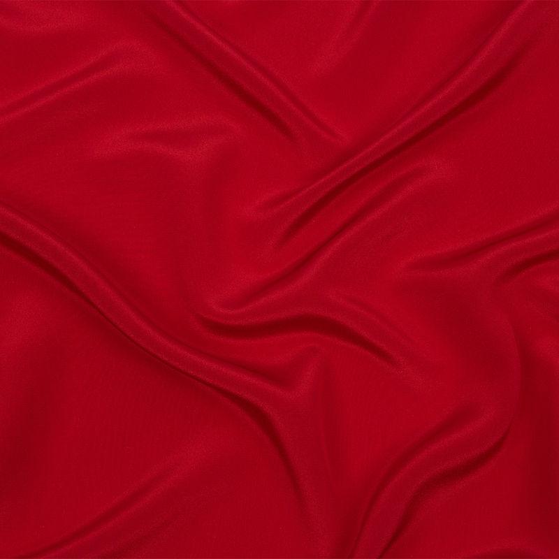 3d469165919d More Views. Tango Red Silk Crepe ...