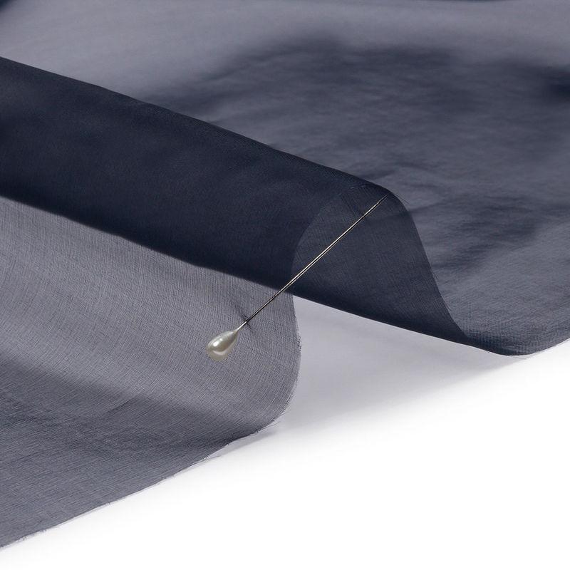 Midnight Silk Organza - Detail