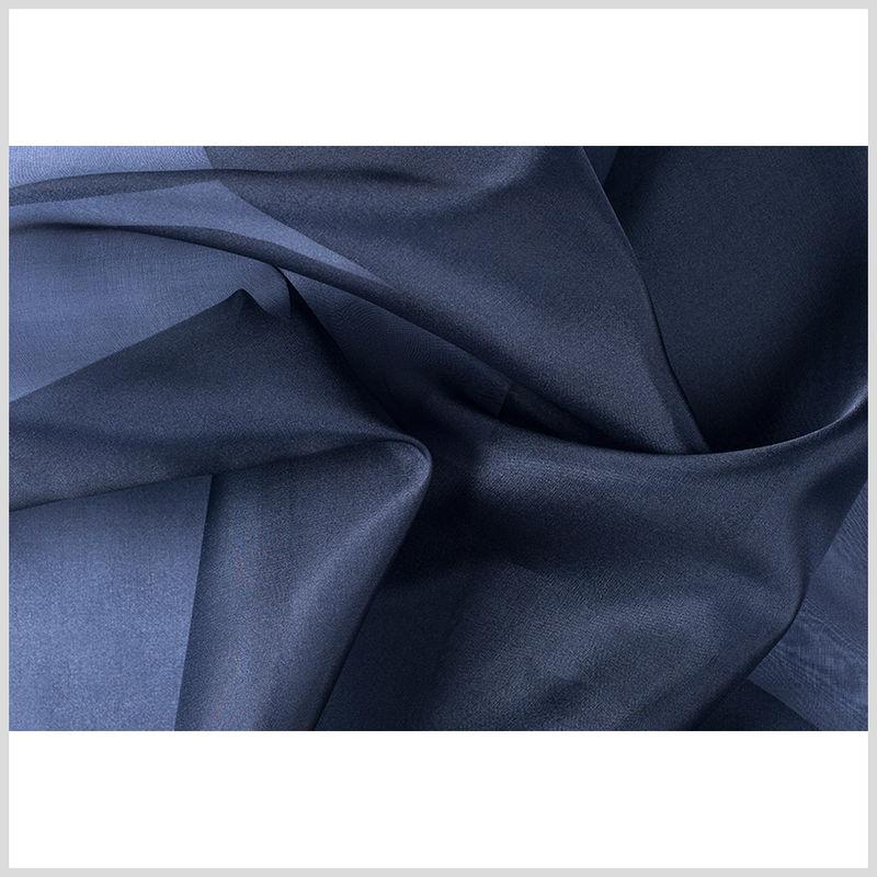 Midnight Silk Organza - Full