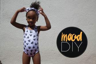 Related Mood Sewciety Post - DIY Girls Swimsuit - How to Sew 2 Easy Super Cute looks!