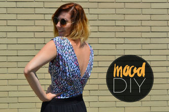 Related Mood Sewciety Post - Mood DIY: How to Make a Plunge Bodysuit
