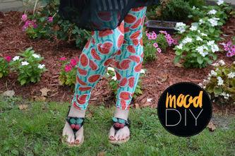 Related Mood Sewciety Post - Mood DIY: Custom Fit Leggings