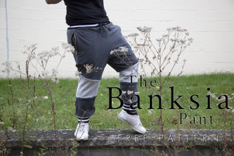 Related Mood Sewciety Post - The Banksia Pants - Free Sewing Pattern