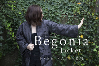 Related Mood Sewciety Post - The Begonia Jacket - Free Sewing Pattern