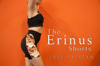 Related Mood Sewciety Post - The Erinus Shorts - Free Sewing Pattern