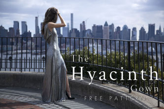Related Mood Sewciety Post - The Hyacinth Gown - Free Sewing Pattern