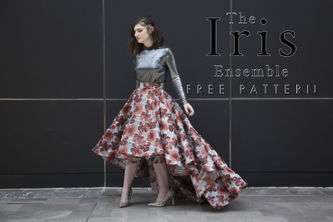 Related Mood Sewciety Post - The Iris Ensemble - Free Sewing Pattern