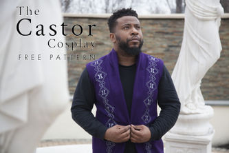 Related Mood Sewciety Post - The Castor Cosplay - Free T'Challa Sewing Pattern