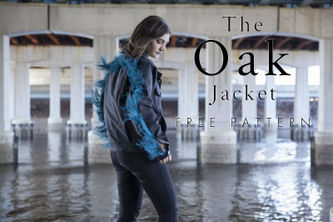 Related Mood Sewciety Post - The Oak Jacket - Free Sewing Pattern