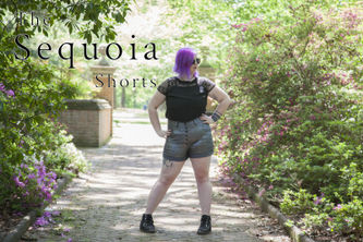 Related Mood Sewciety Post - The Sequoia Shorts - Free Sewing Pattern