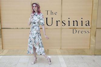 Related Mood Sewciety Post - The Ursinia Dress - Free Sewing Pattern