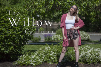 Related Mood Sewciety Post - The Willow Cardigan - Free Sewing Pattern