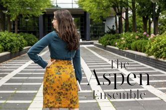 Related Mood Sewciety Post - The Aspen Ensemble - Free Sewing Pattern