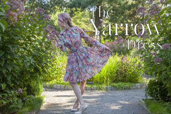 Related Mood Sewciety Post - The Yarrow Dress - Free Sewing Pattern