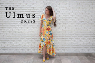 Related Mood Sewciety Post - Ulmus Dress - Free Sewing Pattern