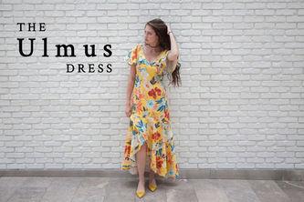 Related Mood Sewciety Post - Ulmus Dress - Free Sewing Pattern